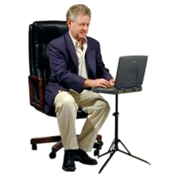 InsTand Laptop Stand from Carliss