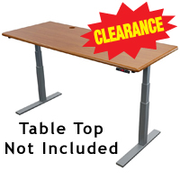 Upstage 30 Height-Adjustable Desk Base from iMovR