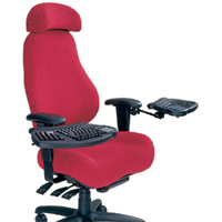 Evolution Chair Mount Keyboard By Kinesis Corporation