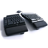 Ergo Pro Keyboard by Matias