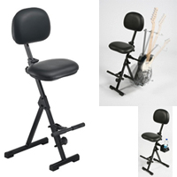 gigchr foldable sitstand chair