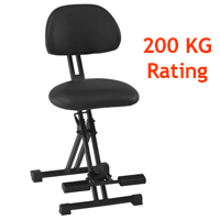 rstmor sitstand chair