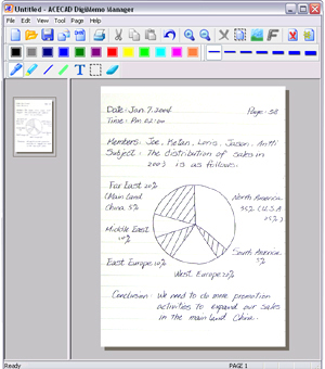 letter pad software