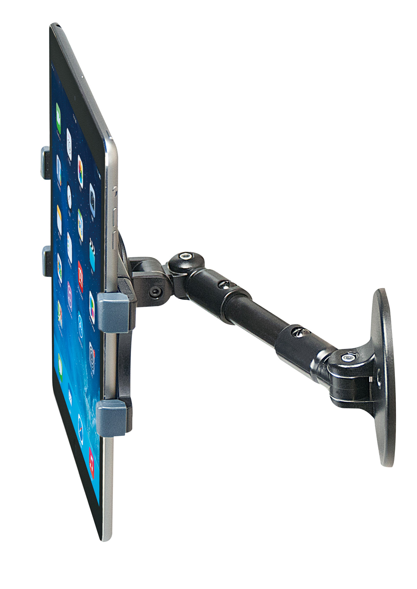 Universal Tablet Wall Mount With Arm By Aidata