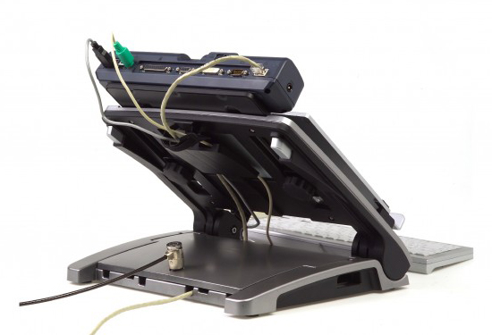 Ergo T340 Laptop Stand By Bakker Elkhuizen Ergocanada