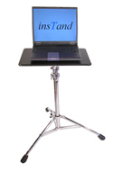 InsTand Heavy-duty Laptop Stand - lowered adjustment