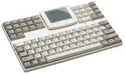 Flat SpaceSaver w/ Touchpad - with white touchpad housing