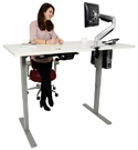 ANDROMEDA Electric Workstation Base (3-Leg)