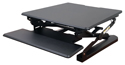 CASSIOPEIA Desktop Sit-Stand Retrofit - Highest Standing Position