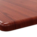 DIADEM Waterfall Table Tops - Corner and Waterfall Edge Profiles