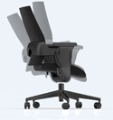 Eureka Swing Chair - Dynamic Adjustment
