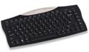 Evoluent Essentials Full Featured Compact Keyboard, Wireless