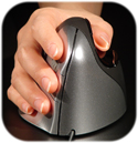 VerticalMouse 4, Right Handed Model, Front View