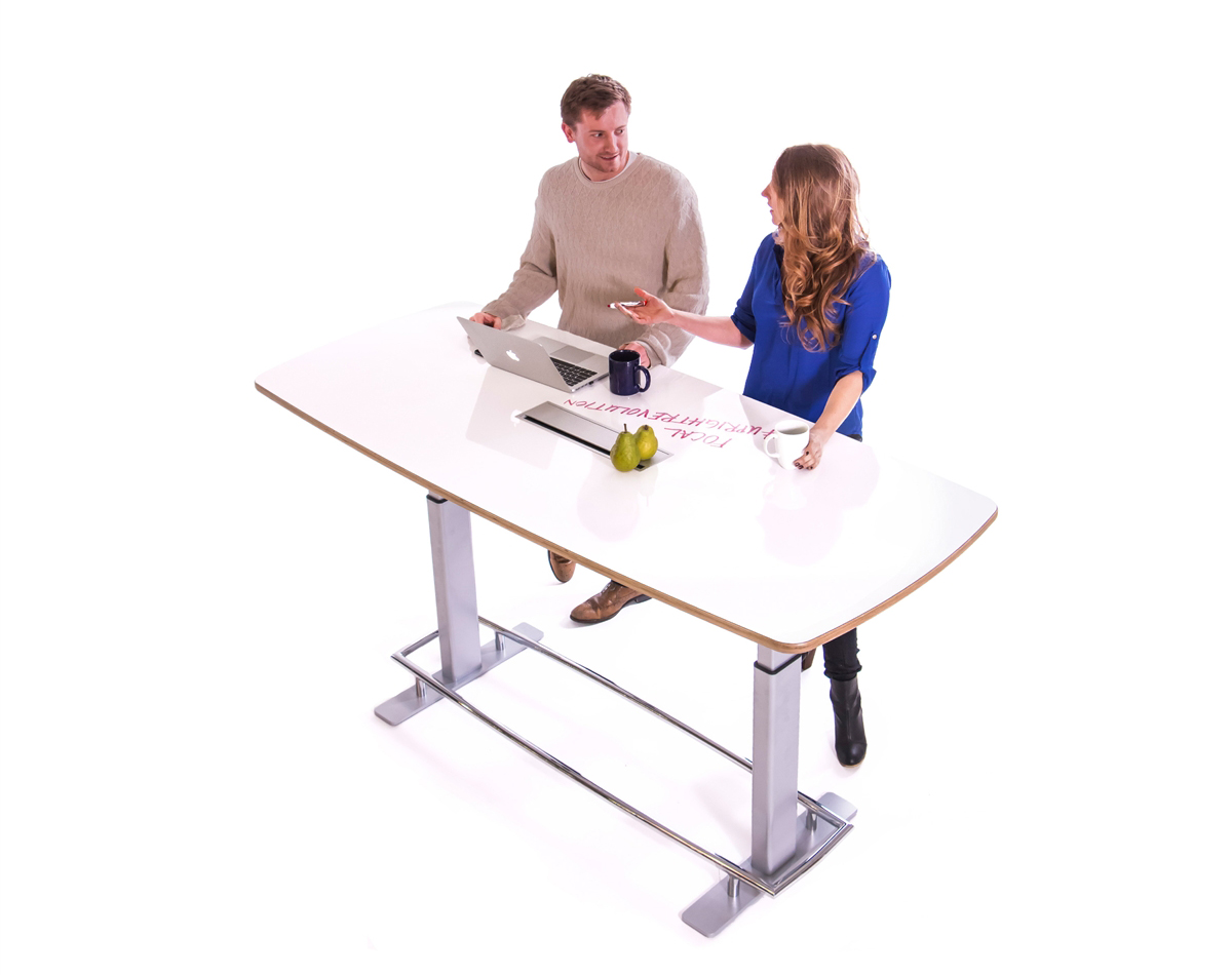 Confluence Conference Table By Focal Upright Furniture ErgoCanada - 6 person conference table