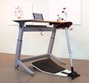 Locus Seat at Locus Workstation