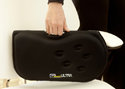 Gelco GSeat has Convenient Carry Handle for Portability