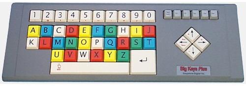 Big Keys Keyboard Plus By Greystone Digital Ergocanada