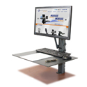 Health Postures Taskmate EZ - Doubles as Writing Surface