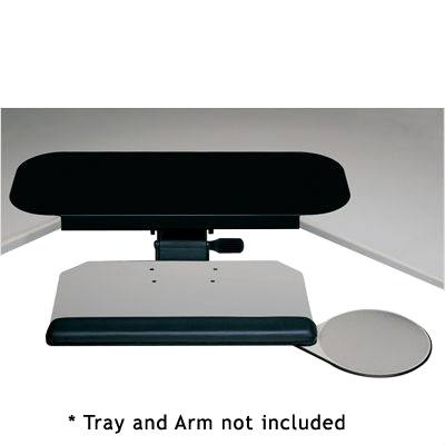 Keyboard Tray Corner Sleeve