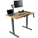 Omega Denali ThermoDesk Table Top for Walking, Standing or Sitting