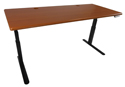 ThermoDesk Ellure Table Top in Hayward Cherry