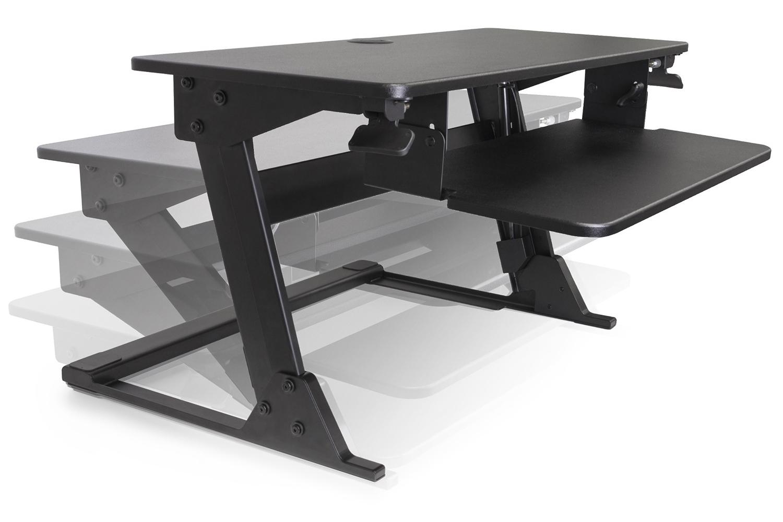 Ziplift Sit Stand Converter By Imovr Ergocanada