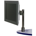 Pivot and Tilt LCD Mount with Pole - another side view