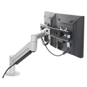 Switch Dual Monitor Bracket Accessory - with cable management