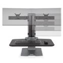 Winston-E Workstation Dual - Monitor Adjustment Range