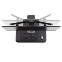 Winston-E Compact Workstation Dual - Focal Depth Range