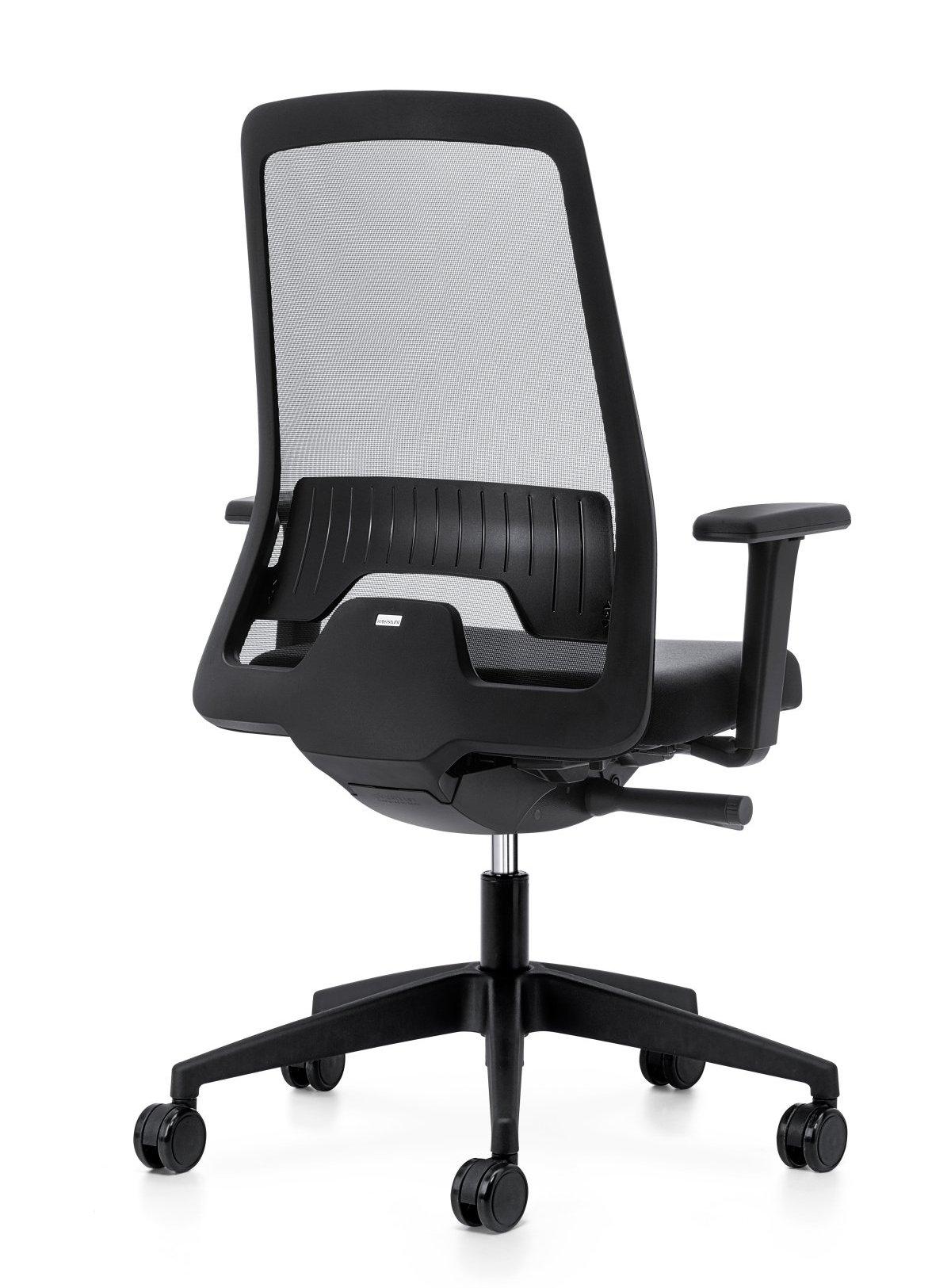EVERY 172E Series Task Chair by Interstuhl ErgoCanada Detailed