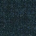 View of Kvadrat Remix Blue Black Fabric