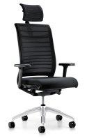 Angled View of Hero Executive Chair