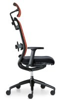 Side View of Hero Executive Chair