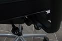 Seat Tilt and Back Tension Controls