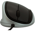 Goldtouch Ergonomic Mouse - another front view, left-handed model