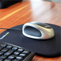 Goldtouch Gel Filled Mouse Pad, with Goldtouch Ergonomic Mouse