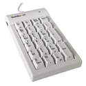 Goldtouch Numeric Keypad (white)