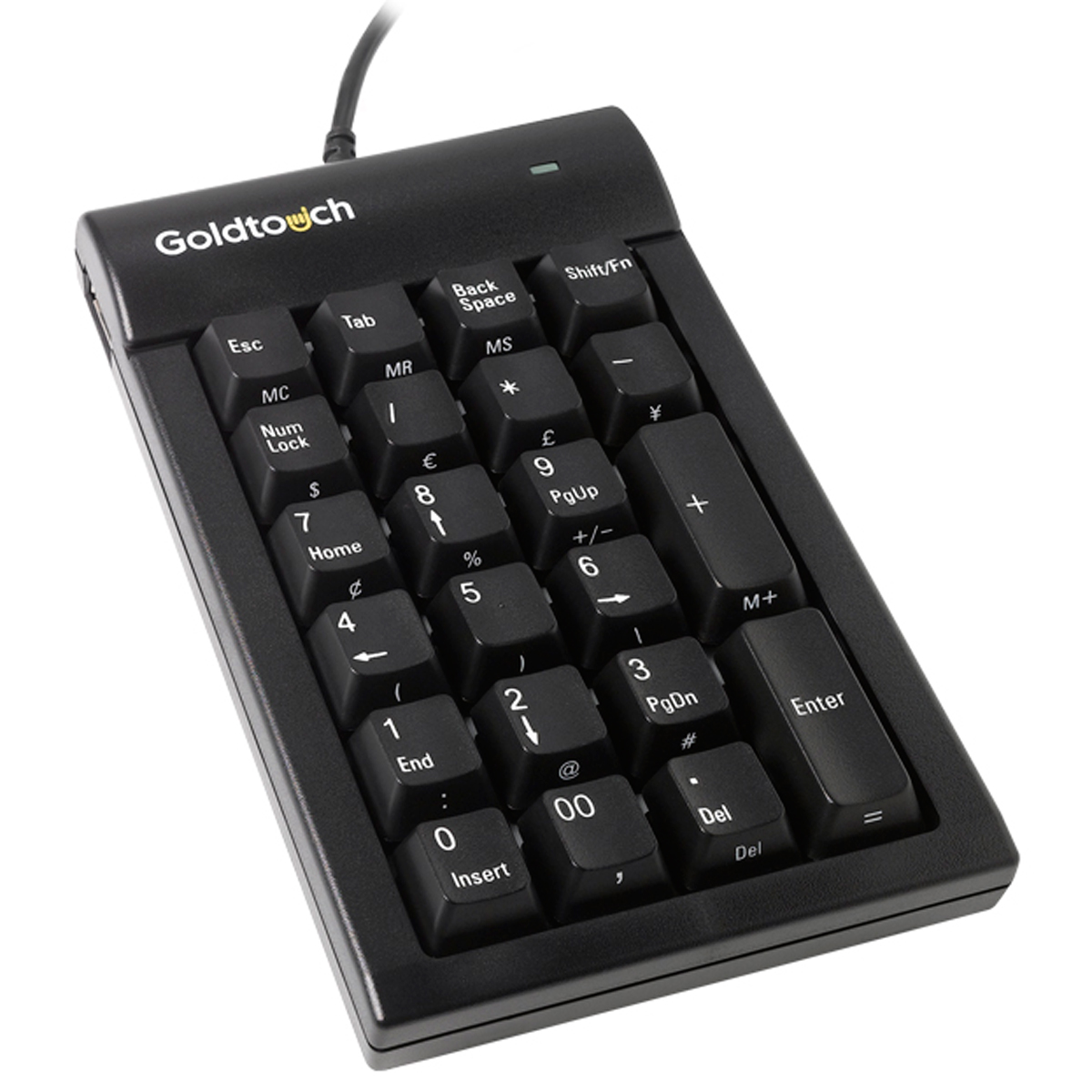 Goldtouch Numeric Keypad By Key Ovation Ergocanada