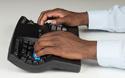 Kinesis Advantage2 Contoured Keyboard - Concave keywells
