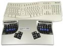 Advantage Contoured Keyboard - Small footprint