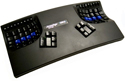 Advantage Contoured Keyboard - black model