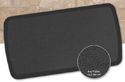 GelPro Elite Anti-Fatigue Mat - Slate with Vintage Leather Texture