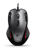 Gaming Mouse G300 - top view