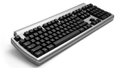 Matias Quiet Pro Mechanical Keyboard - PC