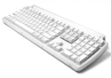 Matias Tactile Pro Mechanical Keyboard - Front View