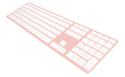 Wireless Aluminum Keyboard - Rose Gold