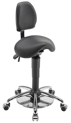 Hndsfree Sit Stand Stool By Mey Chair Systems Ergocanada