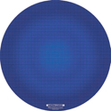 WowPad Circular Mousing Surface #8DG55-002 - Blue Graphite