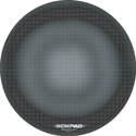WowPad Circular Mousing Surface #8DG55-001 - Black Graphite